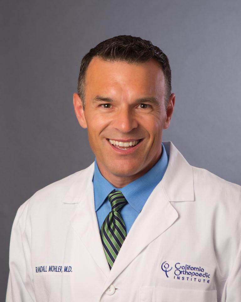 L. Randall Mohler, MD